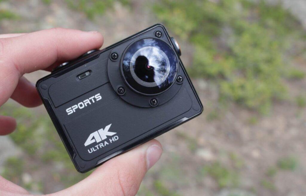 كاميرات مراقبة 4k