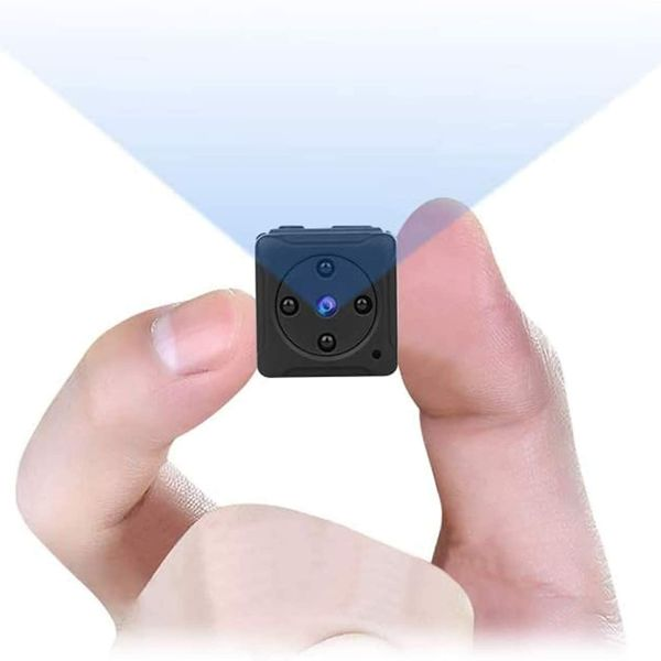 كاميرا مراقبة الخدم