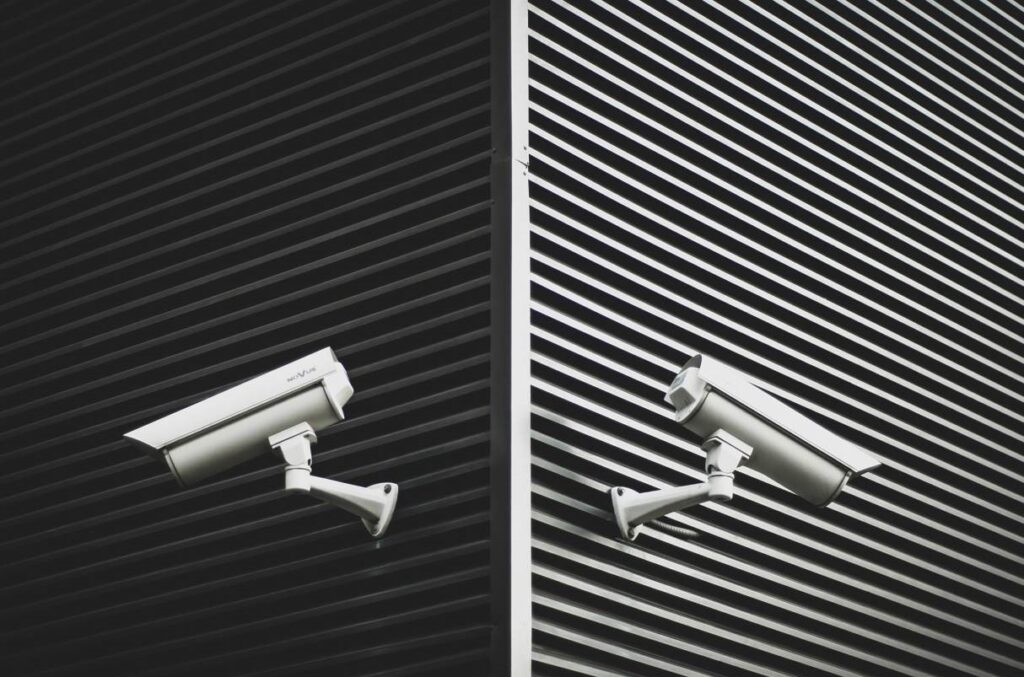 شركات كاميرات المراقبة