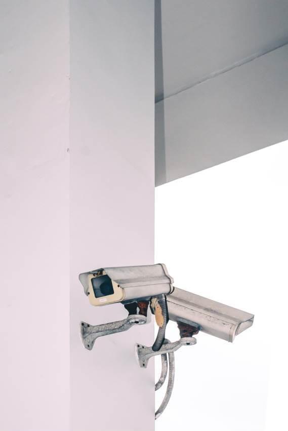 شرح كاميرات المراقبة بالتفصيل
