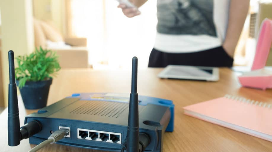 الشبكة المنزلية