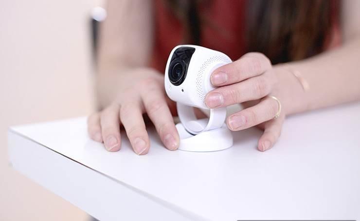 كاميرا مراقبة للمنزل