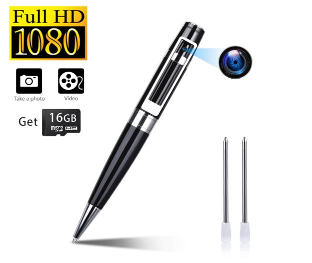 كاميرا قلم مراقبة