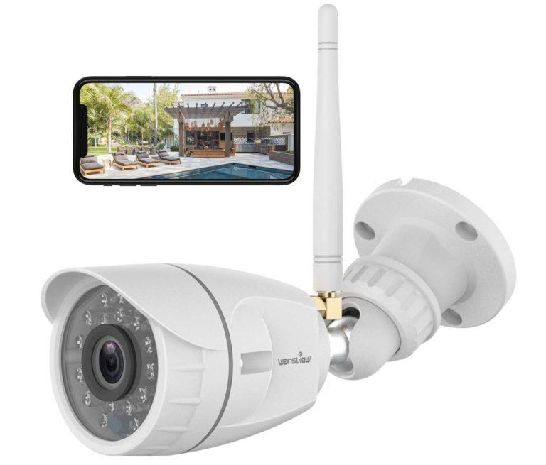كاميرات مراقبة امازون