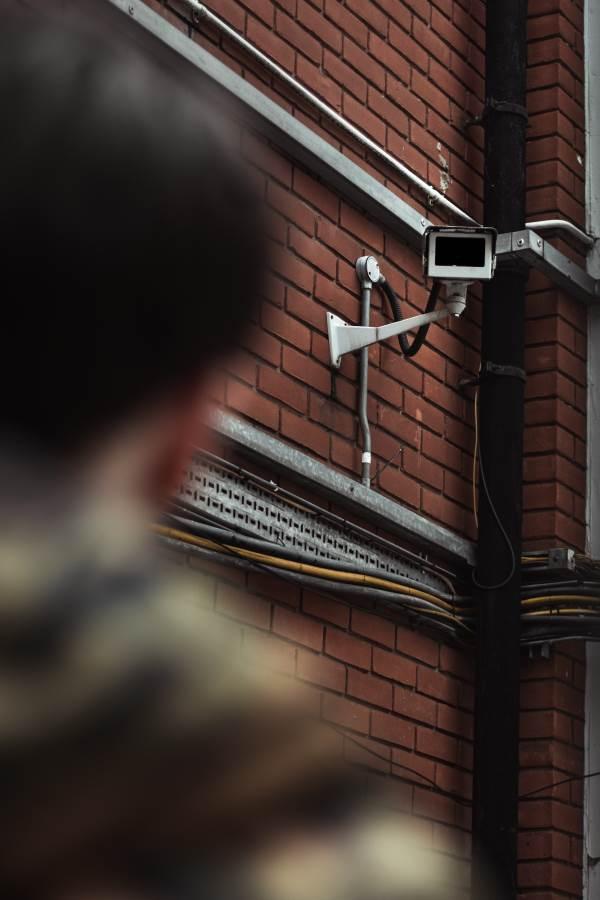 كاميرات مراقبة بعيدة المدى